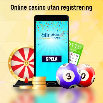 online casino utan registrering